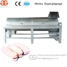 Factory selling Pig Feet Dehairing Machine Price