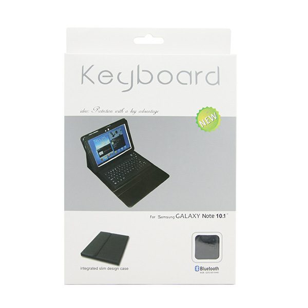 galaxy note 10.1 bluetooth keyboard leather case