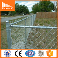 Chain Link boundary Fence /Split Rail Fence chain link