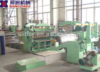 ZJX-0.5-3X1600 stainless steel coil slitting production machine