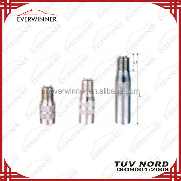 Tire Valve Extension, Metal Valve Extension EW13M