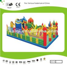 Updated KAIQI soft play / inflatable play structure / kids play games