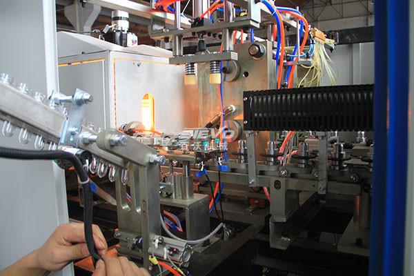 Сделано в Китае ПЭТ дуя машина
