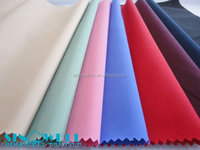 "T/C popline shirting fabric in combed quality by air jet 65/35 45x45 110x76 58/59"" dyed"