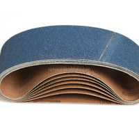 Aluminum Oxide Abrasive Sanding Belt For