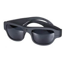 Hi-tech Digital Smart Camera Glasses WiFi Sunglasses Used For Car Drivers, Bicyclers and Secure Monitor