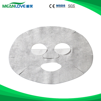 OEM cotton face mask sheet