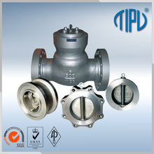 swing vertical pvc check valve for water