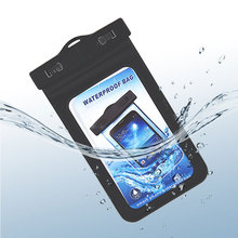 New Arrival Mobile Phone PVC Waterproof Bag for iphone 6 for Samsung
