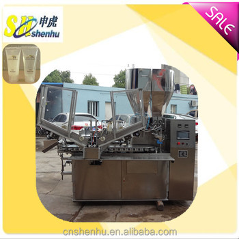 filling and sealing machine