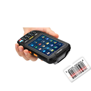 Cheap Industrial rugged wireless tablet pc 1D 2D qr handheld laser barcode scanner mobile terminal PDA sim card inventory GPS