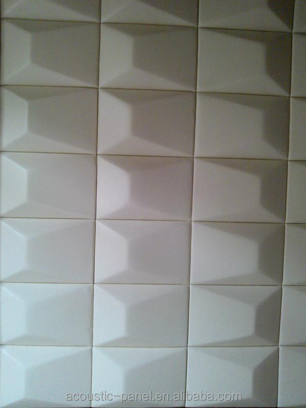 De alta calidad 3d panel de material de insonorizaci n - Material de insonorizacion ...