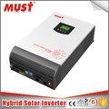 MUST pure sine wave 2KVA 1600W hybrid solar inverter with 60A MPPT controller