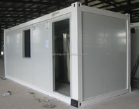 2016 New Portable container house used for shower room