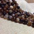 Semi precious stone loose natural gemstone stones beads made in china