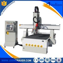 2500*1300mm Engraving Area Aluminum Woodworking CNC Router Wood Carving Machine