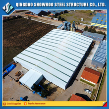 Steel Warehouse Prefabricated Building