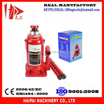 Hot Sell Hydraulic Car Jack 16T
