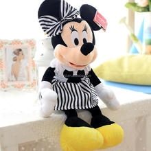 Wholesale CE audited supplier mickey minnie mouse plush toy