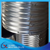 High quality corrugated galvanized steel concrete culvert pipe for sale