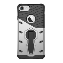 TPU+PC Armour Case Phone Cover For i7