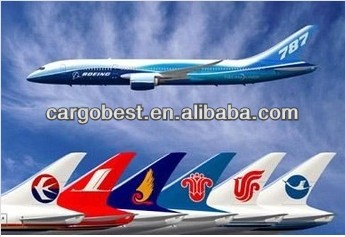 Professional Air service from Guangzhou to STA.FE DE BOGOTA for Auto parts