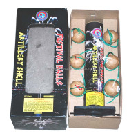 Hunan best price handmade Pyrotechnic Artillery firework shells for wholesale