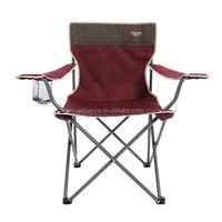 outdoor high quality cheap metal 600D portable fishing picnic hiking folding camping chair