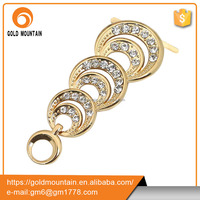 Fashion Crystal Rhinestone Accessories Sandal Decoration
