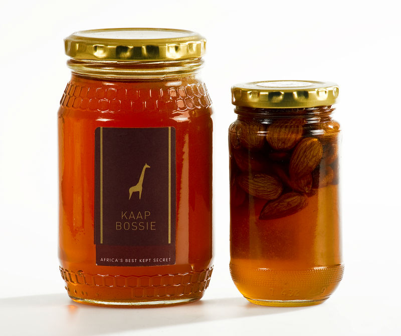 Kaap Bossie organic selected Honey