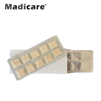 Medical Sterile Soluble Hemostatic Wound Gauze