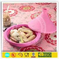 Rectangle Heat Insulation Silicone Pot Mat Holder