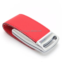 leather cheap sale gifts usb flash drive on sale