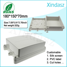 180*150*70mm Plastic Waterproof Dustproof Enclosure for Electronic
