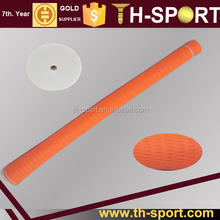 golf hand grip orange color