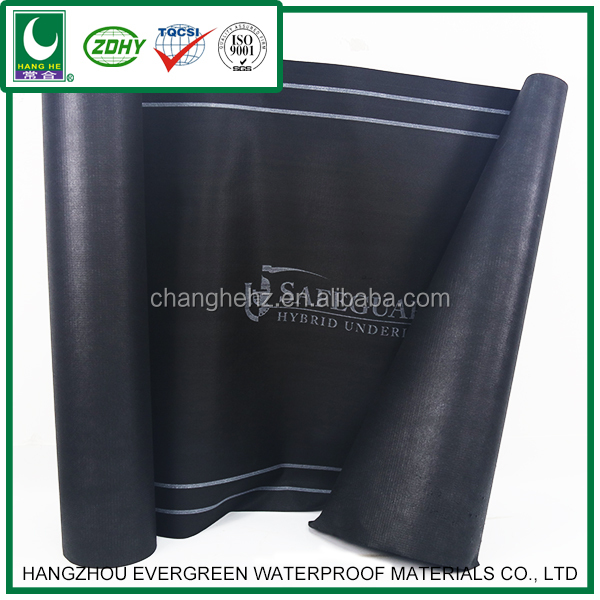 weathering resistance Permeable Breathable House waterproof membrane