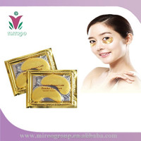 IMIROO Collagen crystal eye bag mask, Gold Eye Mask