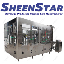 SUS304 mineral water plant machinery