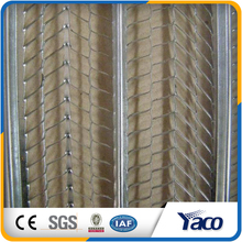rib lath stucco Galvanized Sheet Material expanded metal lath china on line shopping