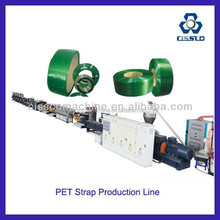 PET PP STRAPPING ROLL EXTRUSION LINE - 1,2,4 STRAPS AT A TIME