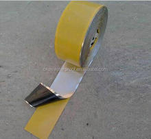 Self-adhesive Butyl Rubber Tape with sealant tape