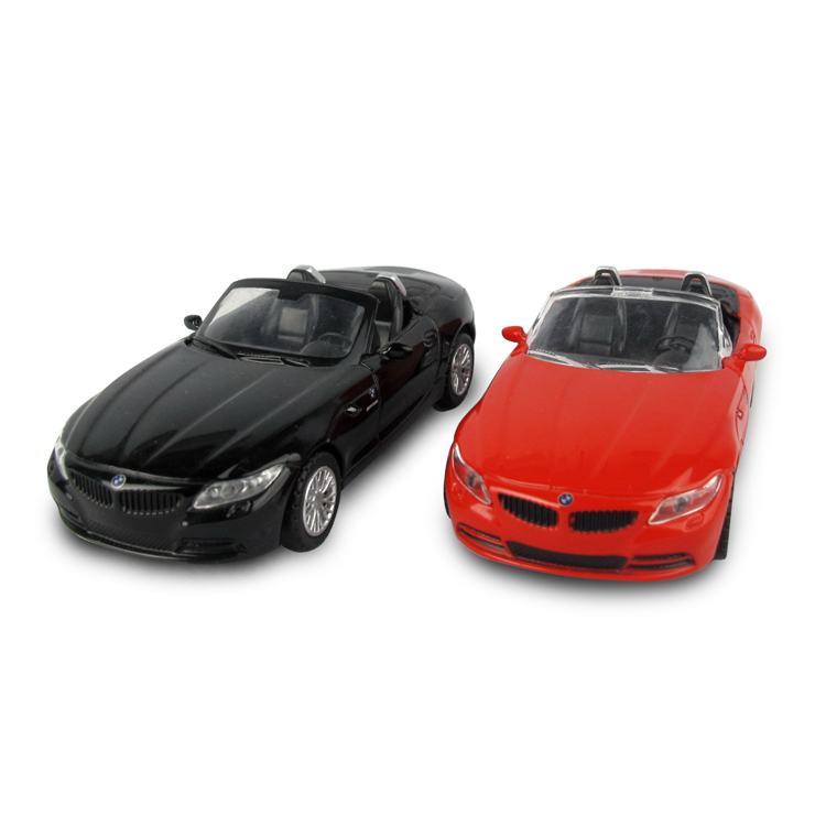 BMW Z4 authorized Rastar product diecast race toy car for kid