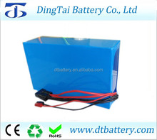 DTB high quality deep cycle rechargeable 36v 30ah battery lifepo4