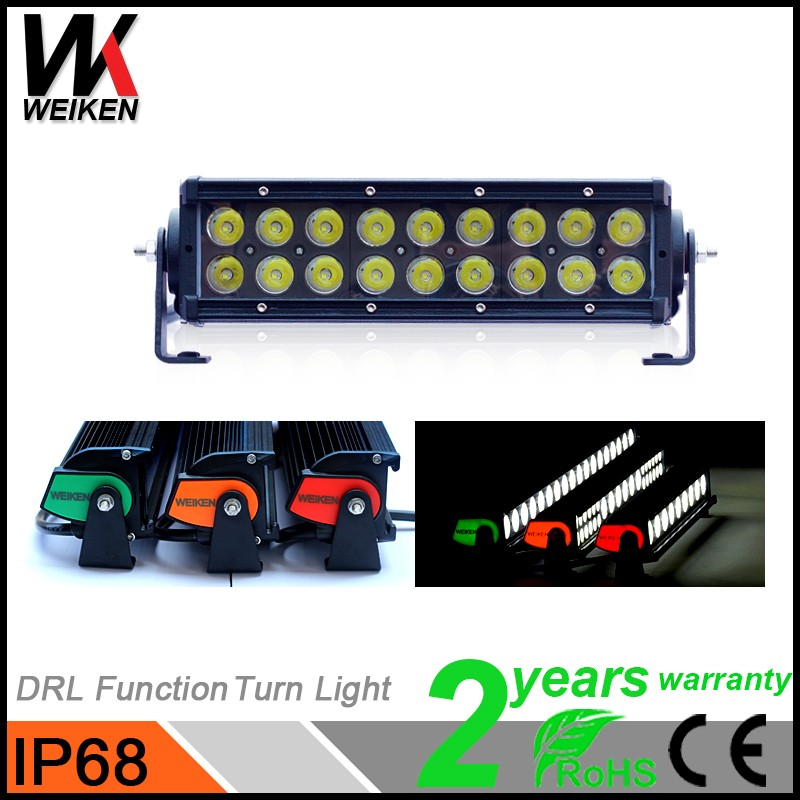 China sxs 54w LED Flood Light Bar Automobile 10inch Car Driving Lamp Bar