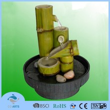 Bamboo natural design cute indoor waterfalls for sale