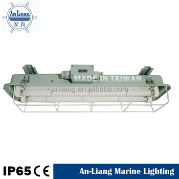 AC DC LED ELectronic Ballast OUtdoor Waterproof G13 Marine Fluorescent Lights