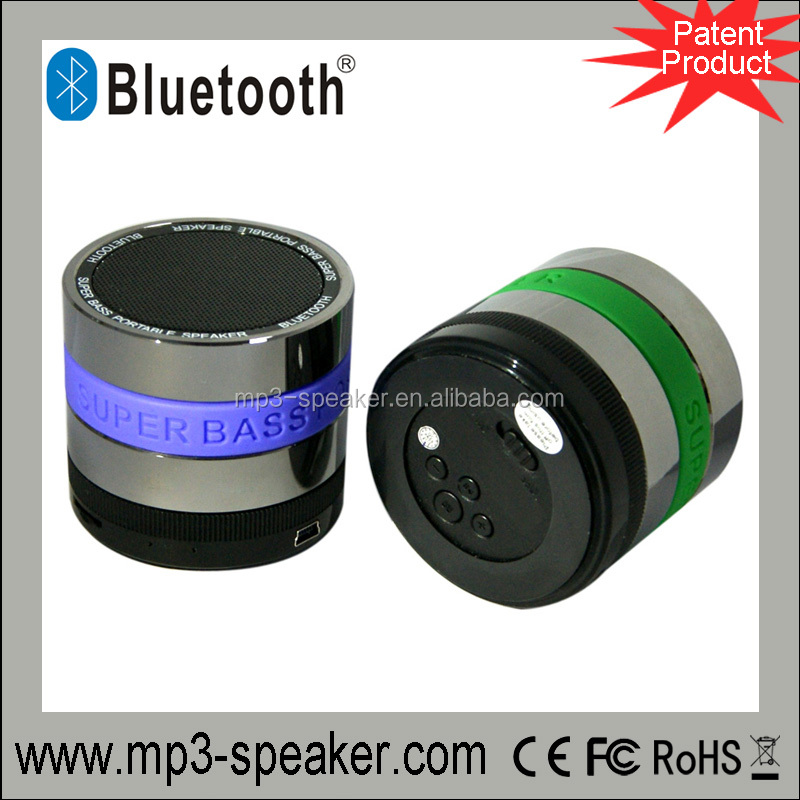 High quality power saving audio bluetooth fm radio mini digital speaker MPS-323