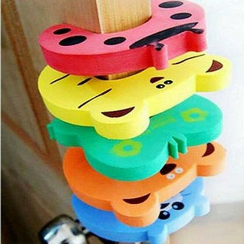 baby child safety cute animal shape EVA foam door stoppers /door finger guard UW-<strong>A006</strong>