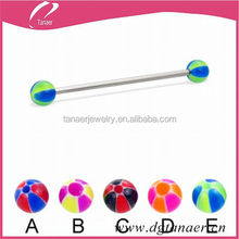 2015 New style Beautiful wholesale unique industrial barbell