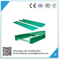 FRP GRP ladder type cable tray
